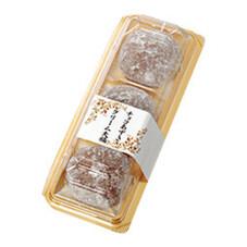 チョコあずきクリーム大福 108円