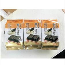 韓国海苔 68円(税抜)