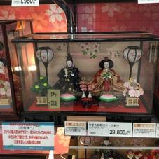 雛人形 39,800円(税抜)