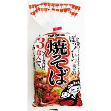 3食入焼そば 108円(税抜)