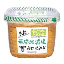 生詰 無添加合せみそ 減塩 328円(税抜)