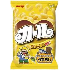 カールうすあじ 78円(税抜)
