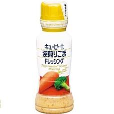 深煎りごまドレッシング 178円(税抜)