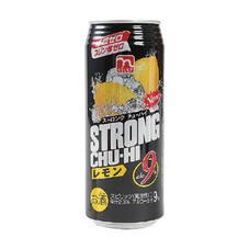 ストロングチューハイ レモン 123円(税抜)
