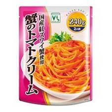 蟹のトマトクリーム 5ポイントプレゼント