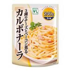 3種のチーズとベーコン薫るカルボナーラ 5ポイントプレゼント
