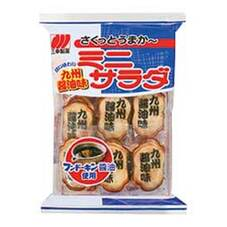 ミニサラダ 九州醤油味 10ポイントプレゼント