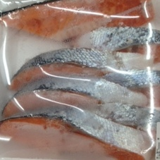 甘塩時鮭切身 398円(税抜)