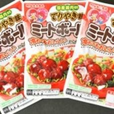 てりやきミートボール 148円(税抜)
