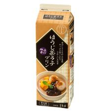 ほうじ茶ラテプリン 287円(税抜)