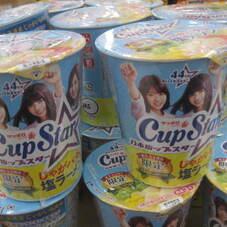 カップスター じゃがバター風 塩ラーメン 108円(税抜)