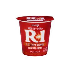 明治ヨーグルト R-1 ソフト 118円(税抜)