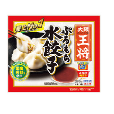 ぷるもち水餃子 178円(税抜)