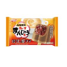 あいすまんじゅうほうじ茶ラテ 78円(税抜)