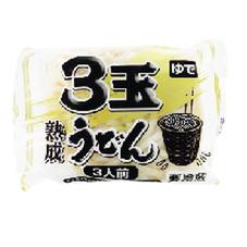3玉うどん 78円(税抜)