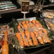 焼魚バイキング 98円(税抜)
