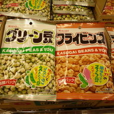 グリーン豆89g 各種 108円(税抜)
