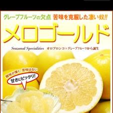 甘くて美味しい メロゴールド 250円(税抜)