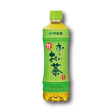 おーいお茶緑茶1本525ml 68円(税抜)