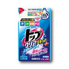 トップクリアリキッド詰替え用810g 158円(税抜)