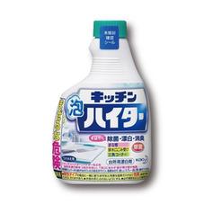 キッチン泡ハイター詰替え用400ml 158円(税抜)
