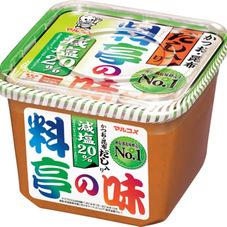 マルコメ 料亭の味減塩 248円(税抜)
