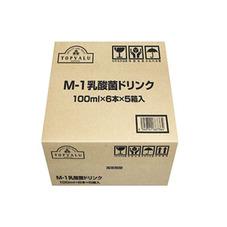 トップバリュM-1配合乳酸菌ドリンク 2,980円(税抜)