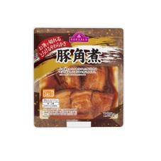 お箸で切れる とろけるやわらかさ 豚角煮 298円(税抜)
