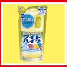 ワイドハイター詰替 87円(税抜)