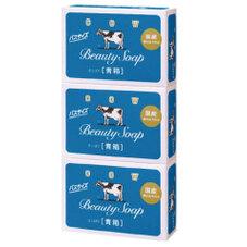 青箱せっけんバスサイズ 157円(税抜)