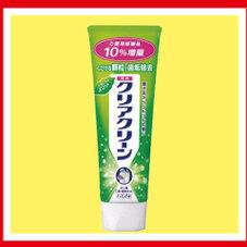 クリアクリーンハミガキ増量品 127円(税抜)