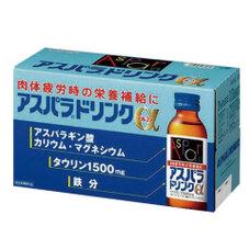 アスパラドリンクα 385円(税抜)