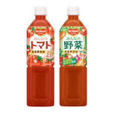 デルモンテ みんなのトマト・みんなの野菜 98円(税抜)