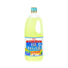 日清キャノーラ油 268円(税抜)