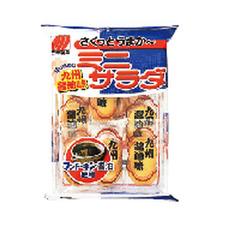 ミニサラダ 九州醤油味 98円(税抜)
