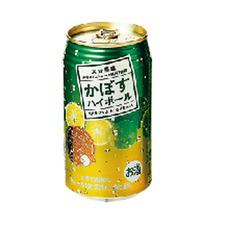 かぼすハイボール 148円(税抜)