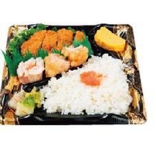 九州うまいもん弁当 498円(税抜)