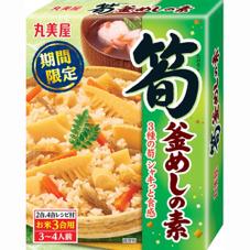 釜めしの素 筍 238円(税抜)