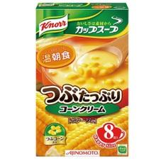 クノールカップスープ つぶコーン 8食入 258円(税抜)