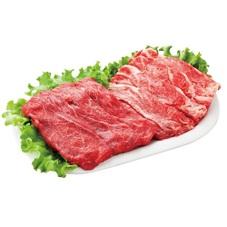 牛肉すき焼セット(肩ロース・かた肉)(交雑種) 1,480円(税抜)