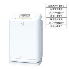除加湿機能付き空気清浄機 89,800円(税抜)