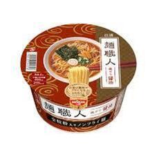 麺職人 各種 108円(税抜)