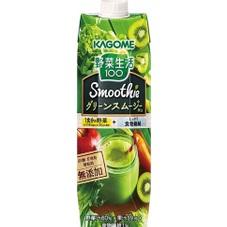 野菜生活100グリーンスムージーミックス 398円(税抜)