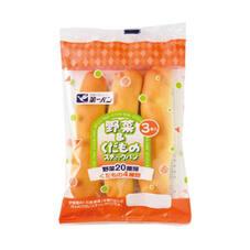 野菜とくだものスティックパン 88円(税抜)