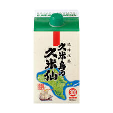 久米島の久米仙(30度)紙パック 668円(税抜)