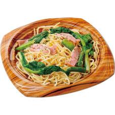 菜の花ペペロンチーノ風味 298円(税抜)