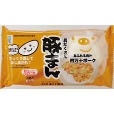 具だくさん豚まん 328円(税抜)