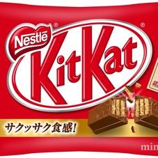 キットカットミニ 199円(税抜)