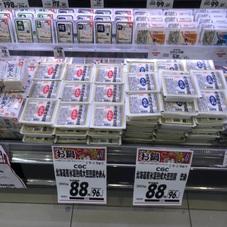 氷温熟成大豆豆腐 88円(税抜)