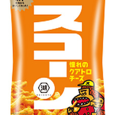 湖池屋 スコーン憧れのクアトロチーズ 75g 68円(税抜)